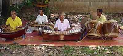 Musica tradizionale thailandese