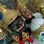 thai masks