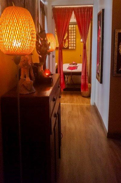 Corridoio Maison Thai