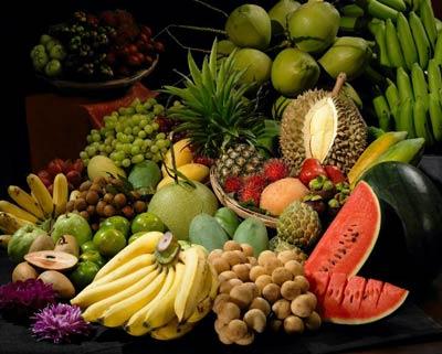 frutta thailandese