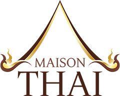 Maison Thai centro massaggi thailandese. Retina Logo