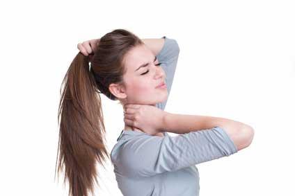 La cervicale e il massaggio thailandese