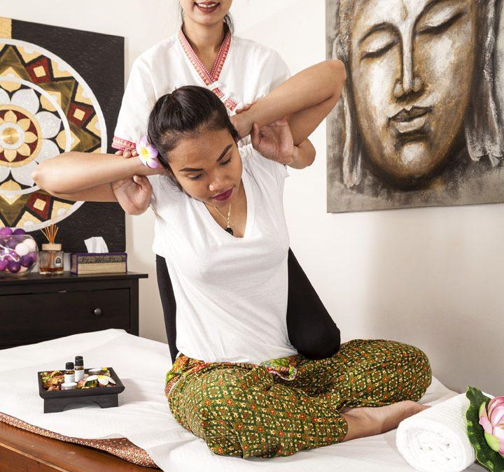 Massaggio Thailandese e legamenti