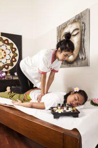 massaggio thailandese tradizionale da Maison Thai