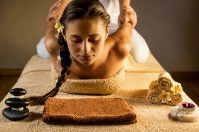 Stress e massaggio Thailandese