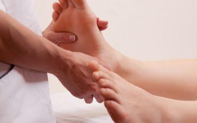 Il massaggio plantare? un'idea per ridurre lo stress!