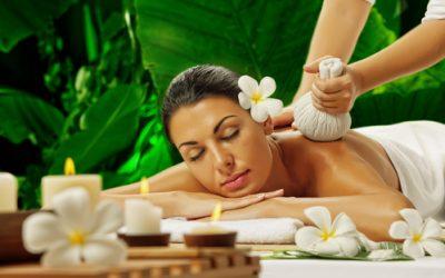 Più felicità con il massaggio Thai